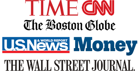 See our latest news coverage: Time,CNN, U.S.News and World Report,CNN Money, The Wallstreet Journal and The Boston Globe